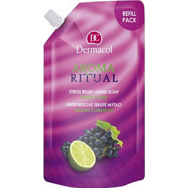 Dermacol Aroma Ritual Grape & Lime Stress Relief Liquid Soap 500ml Refill