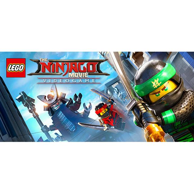 The Ninjago Movie: Videogame