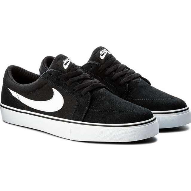 Nike Sb Satire 2 Black White Sammenlign Priser Hos Pricerunner