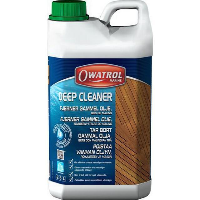 Owatrol Deep Cleaner 2.5L
