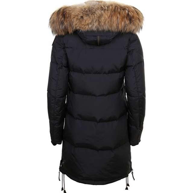 uusi käsite valtuutettu sivusto super erikoisuuksia Parajumpers Long Bear Masterpiece Coat - Black