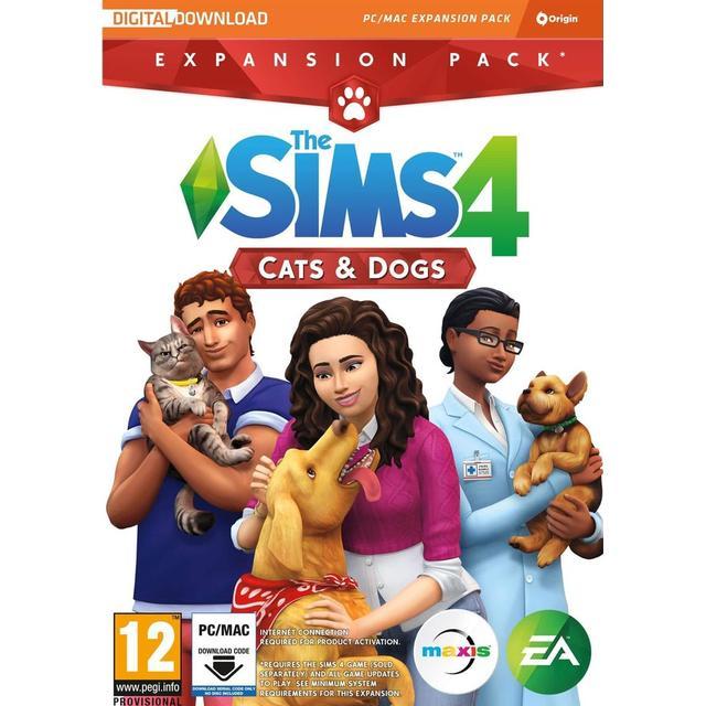 The Sims 4: Hunde og katte