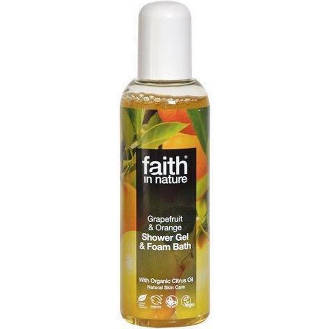 Faith in Nature Grapefruit & Orange Shower Gel 100ml