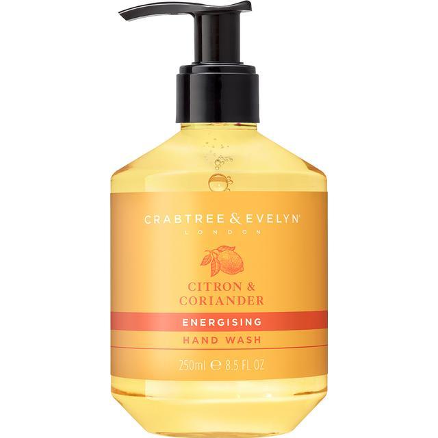 Crabtree & Evelyn Energising Hand Wash Citron & Coriander 250ml