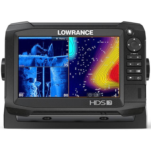 Lowrance Carbon HDS-7