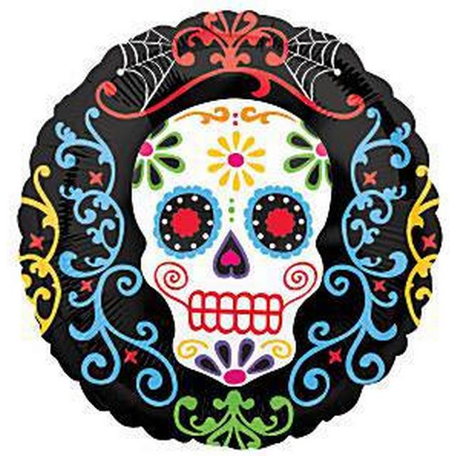 Amscan Standard Day of the Dead (2993901)