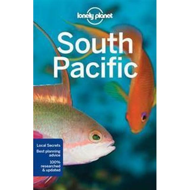Lonely Planet South Pacific, Hæfte