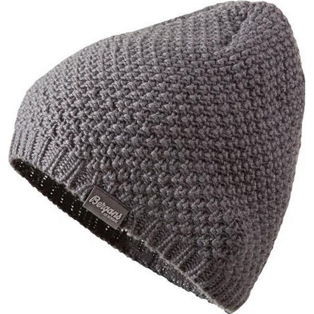 Bergans Dugg Beanie Unisex - Solid Grey