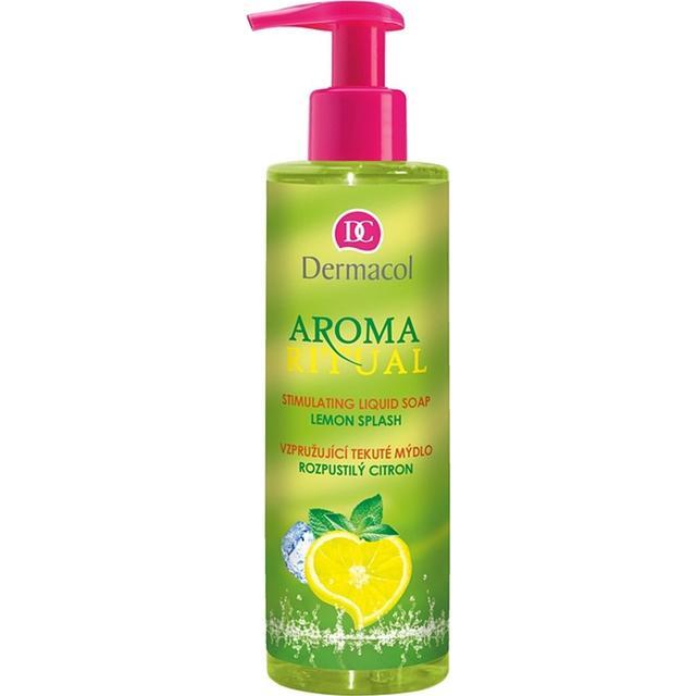 Dermacol Aroma Ritual Stimulating Lemon Splash Liquid Soap 250ml