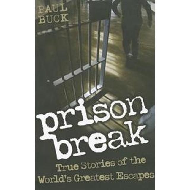 Prison Break: True Stories of the World's Greatest Escapes, Hæfte