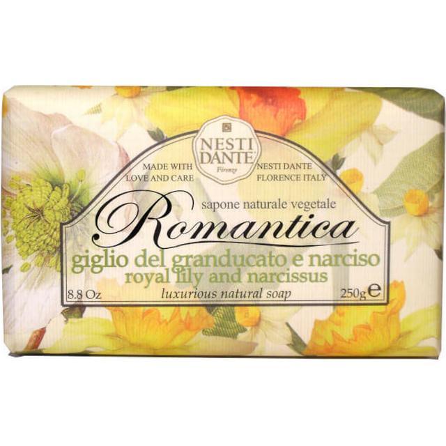 Nesti Dante Romantica Royal Lily & Narcissus Soap 250g