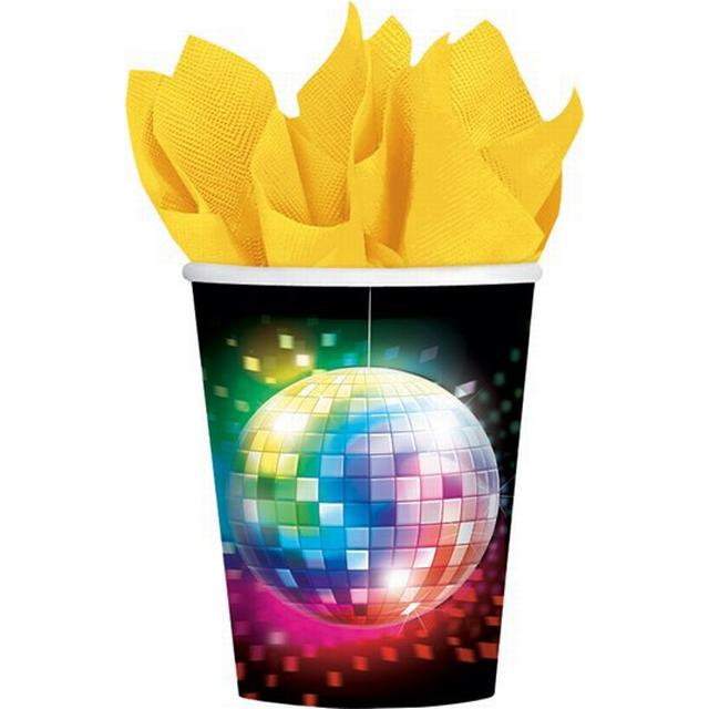 Amscan Disco Fever Cup 8-pack (581222)