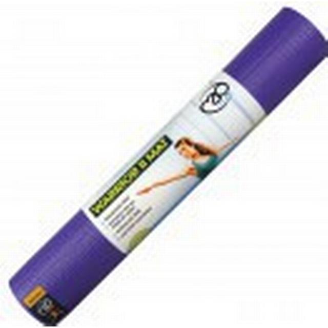 Mad Warrior Yoga Mat II Plus 6mm 61x183cm
