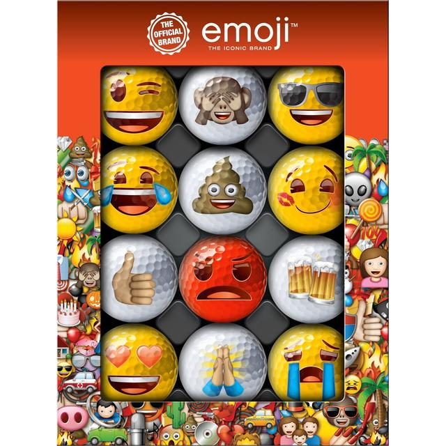 Emoji Novelty (12 pack)