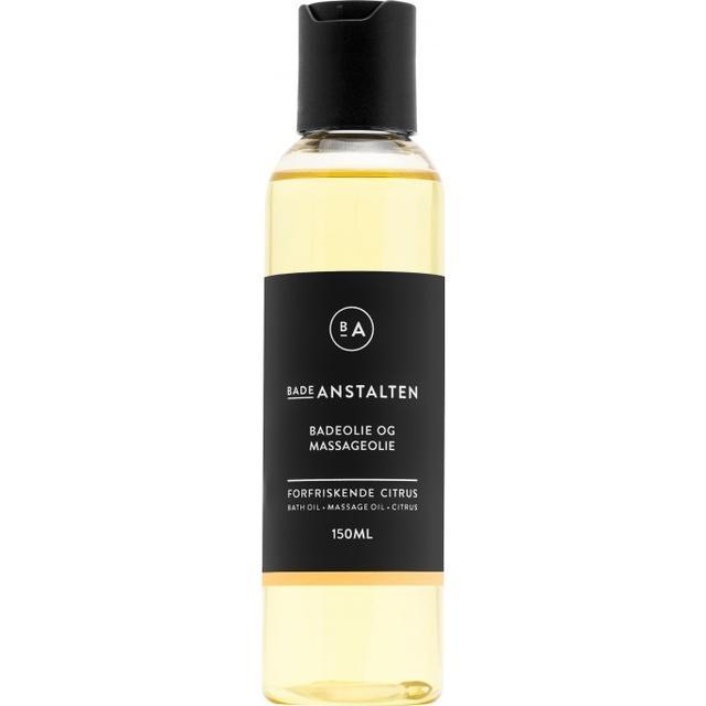Badeanstalten Citrus Bath & Massage Oil 150ml