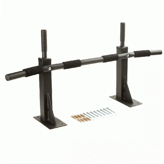 Nordic Fighter Wall Mount Pull Up Bar Basic 120cm
