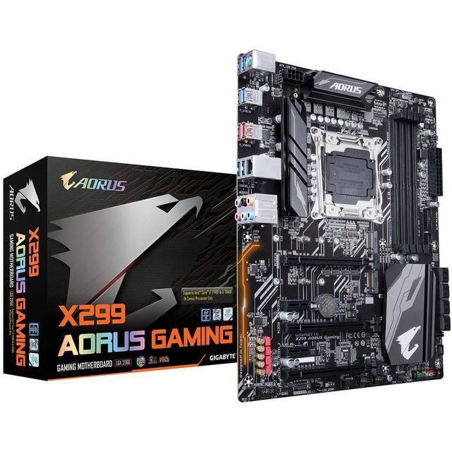 Gigabyte X299 AORUS GAMING (rev. 1.0)