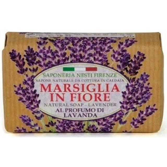 Nesti Dante Marseille in Fiore Lavender Soap 125g