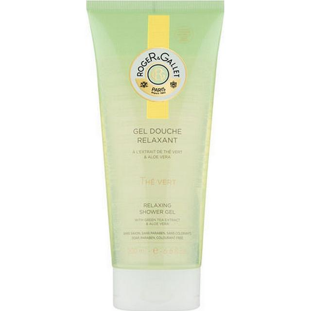 Roger & Gallet Thé Vert Shower Gel 200ml