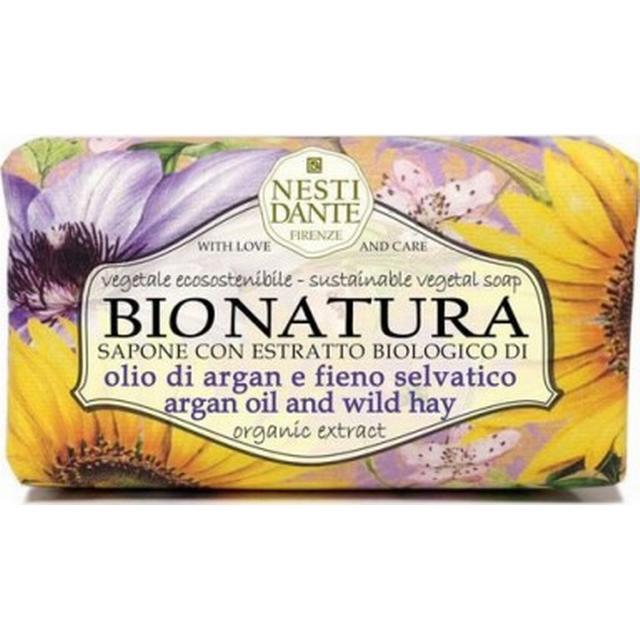 Nesti Dante Bio Natura Argan Oil & Wild Hay Soap 250g