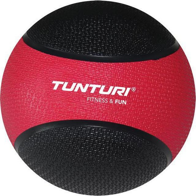 Tunturi Rubber Medicine Ball 3kg