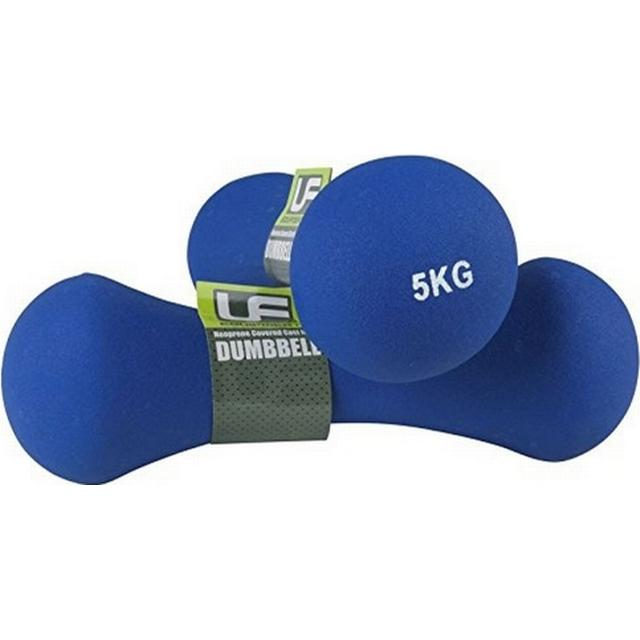 UFE Bone Dumbbells Neoprene Covered 5kg
