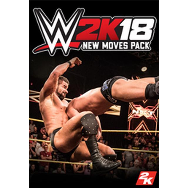 WWE 2K18: New Moves Pack