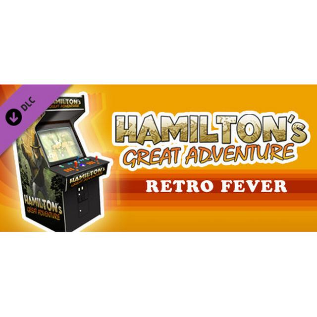 Hamilton's Great Adventure: Retro Fever