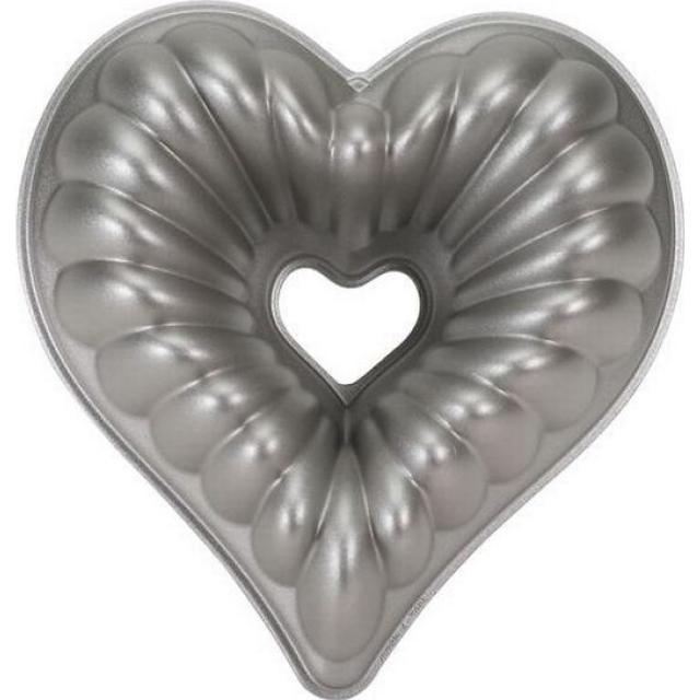 Nordic Ware Elegant Heart Hjerteform Bundt Pan