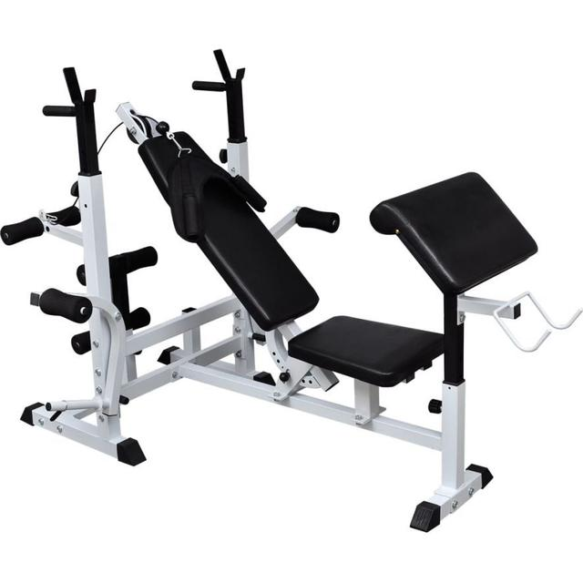 vidaXL Weight Multi Bench