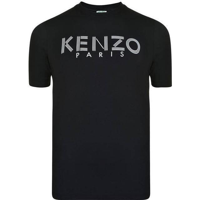 Kenzo Paris T-shirt - Black