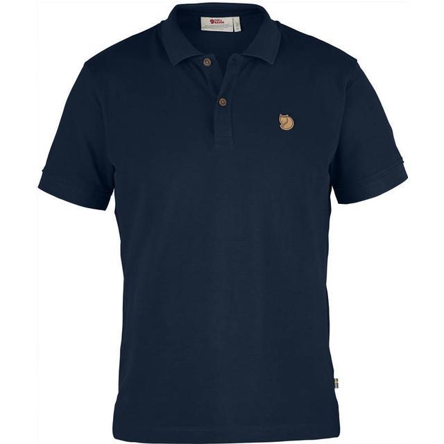 Fjällräven Övik Polo Shirt - Navy