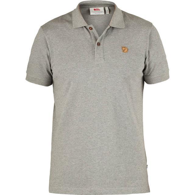 Fjällräven Övik Polo Shirt - Grey