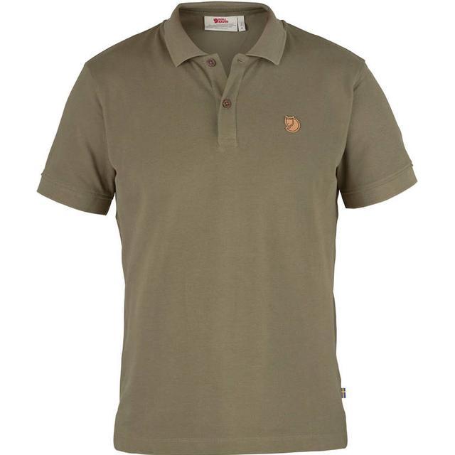 Fjällräven Övik Polo Shirt - Tarmac