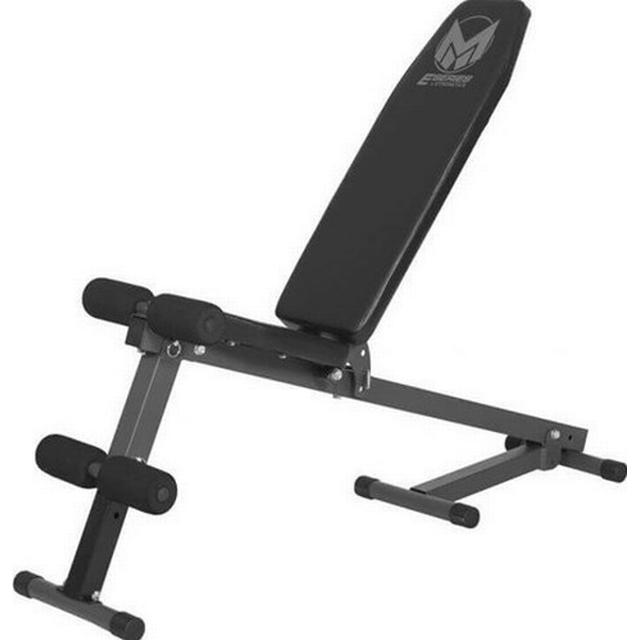 Gorilla Sports E-Series Multi Foldable Training Bench