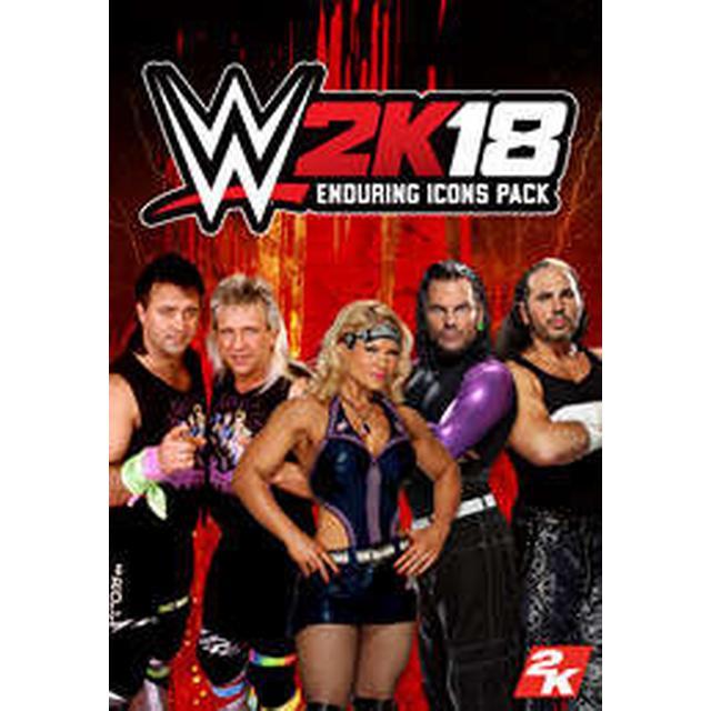 WWE 2K18: Enduring Icons Pack