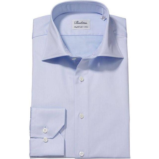 Stenströms Slimline Shirt - Blue