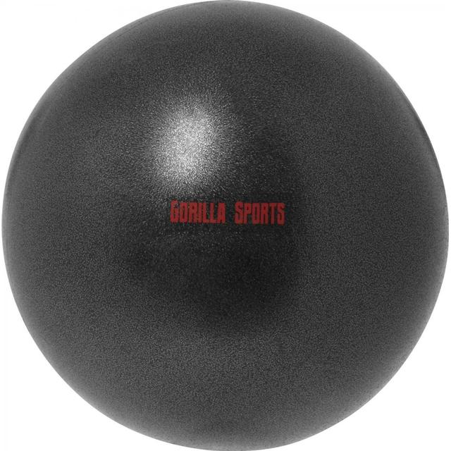 Gorilla Sports Inflatable Pilates Ball 22cm