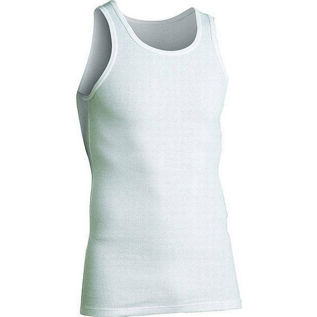JBS Classic Singlet - White