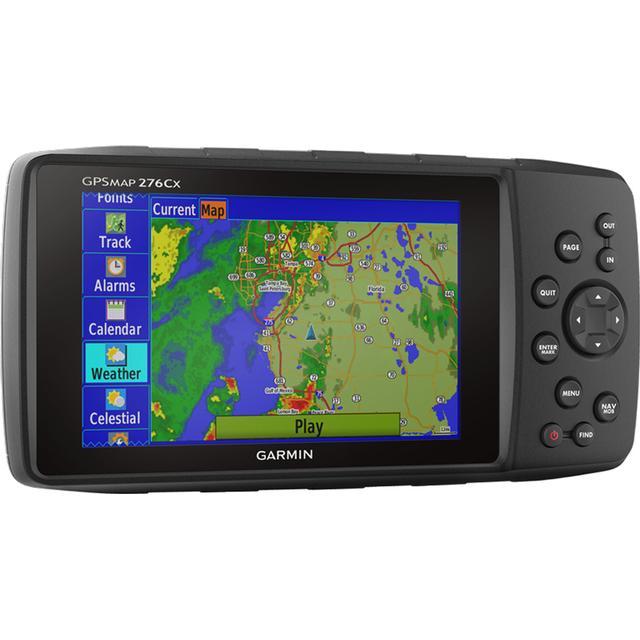 Garmin GPSMap 276cx