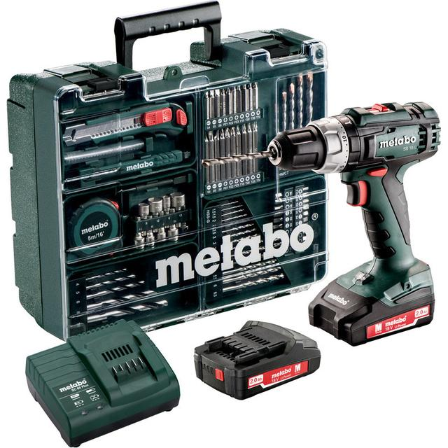 Metabo SB 18 L Set (2x2.0Ah) (602317870)