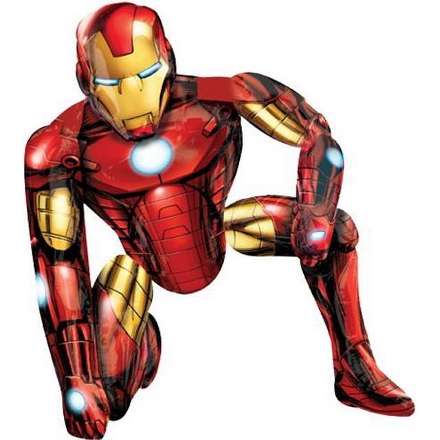 Amscan AirWalker Iron Man (110062-01)