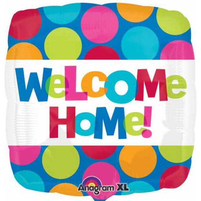 Amscan Standard Welcome Home (2479301)