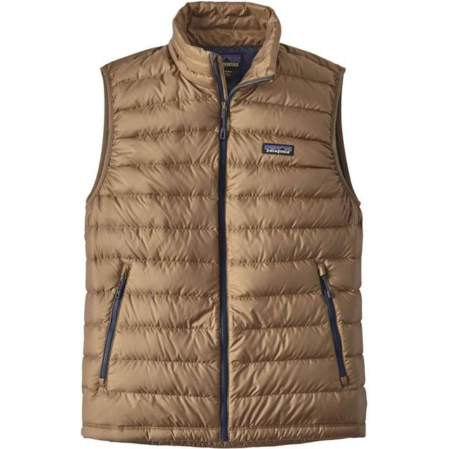 Patagonia Down Sweater Vest - Cargo Green