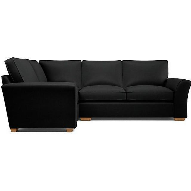Marks And Spencer Leather Sofa: Marks & Spencer Lincoln Small Leather Left Hand Corner