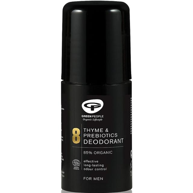 Green People Organic Homme Stay Fresh Deo Roll-on 75ml