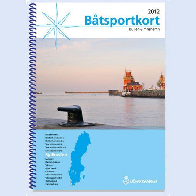 Båtsportkort Sydkusten 2012