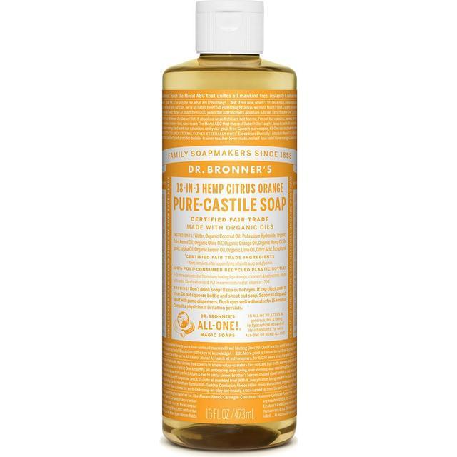 Dr. Bronners Liquid Soap Citrus Orange 473ml
