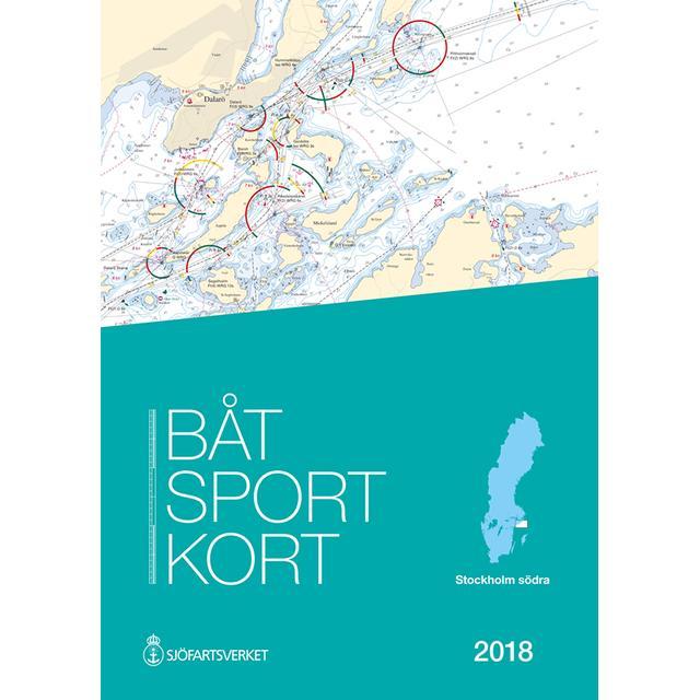 Båtsportkort Stockholm Södra 2018