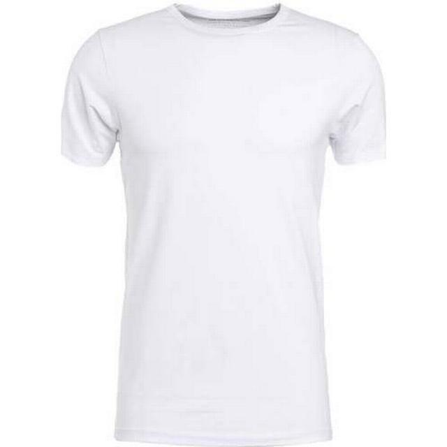 Jack & Jones Basic O-Neck Regular Fit T-shirt - White Optical White